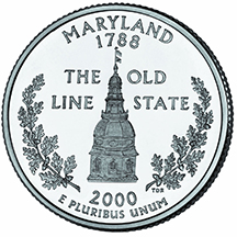 Maryland State Quarter