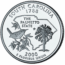 South Carolina State Quarter