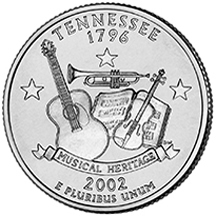 Tennessee State Quarter